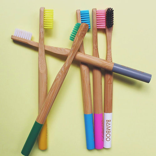 BAMBOO CLUB TOOTHBRUSH ADULTS