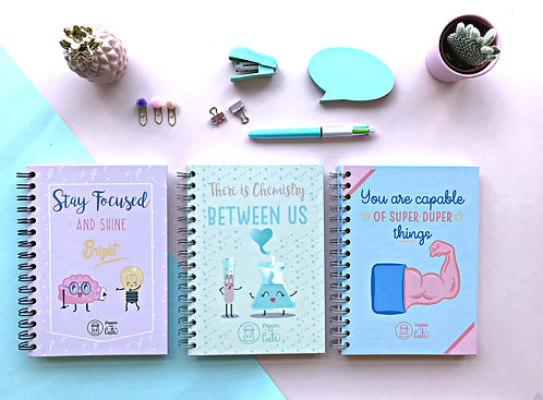 Notebooks pack deal