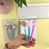 Cute stationery set of pens