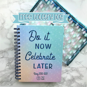The New 2020/2021 Mid-Year Diary is here!