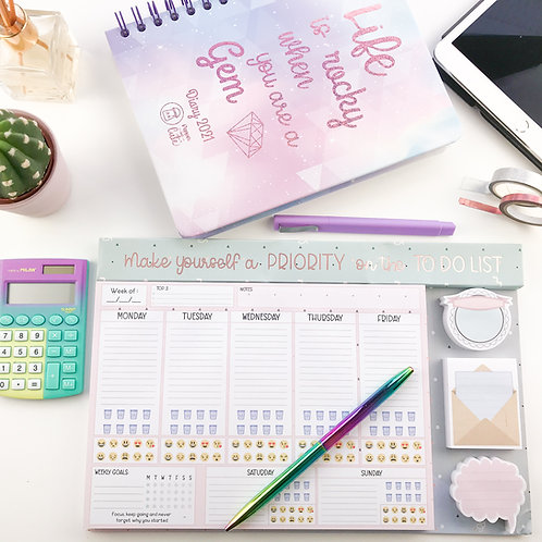 Diaries and planners for Christmas