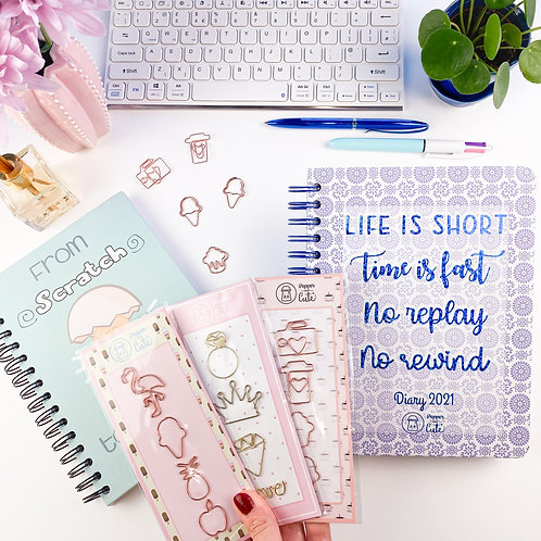 Diaries and notebooks - Stationery sets