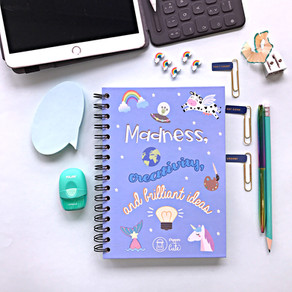 Cute notebooks sets