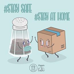download stayathome illustration