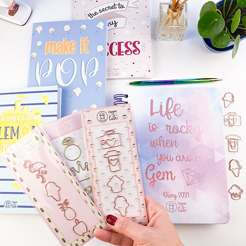 Diaries and notebooks shop
