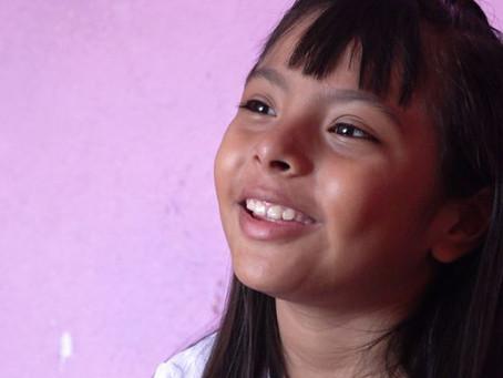 Adhara, la niña de 8 años que fue reconocida como genio
