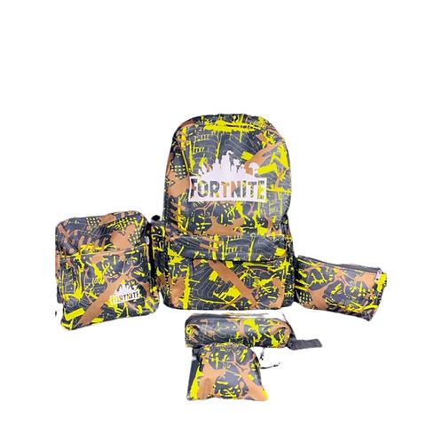 Fortnite Travel Backpack Sets