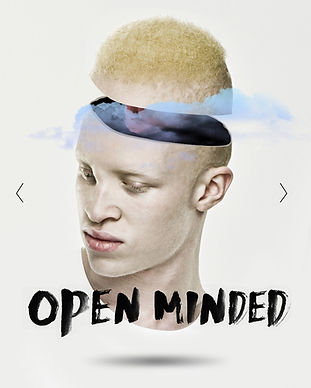 Open Minded Graphic