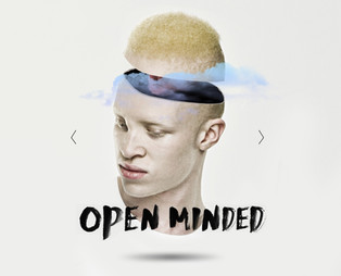 Open Minded Grafik