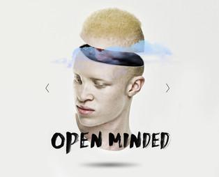 Open Minded Grafik