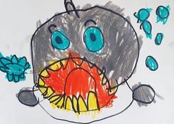 La bouche de requin