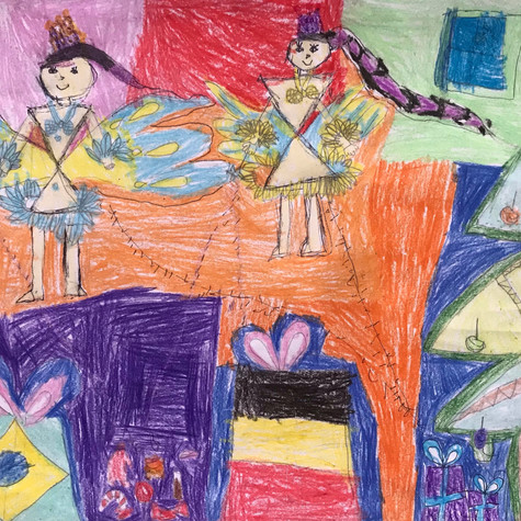 Cat Tuong - 5 ans
