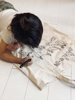 D 24 - Doodle itome bag