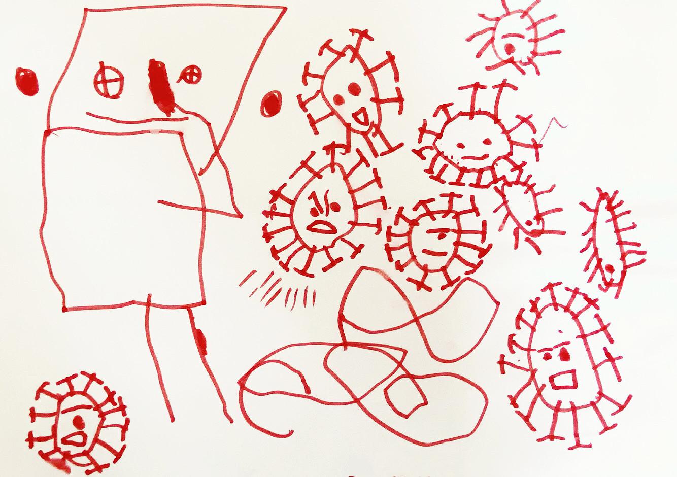 J 13 - Robot et Virus