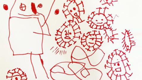 D 13 - Robot and Virus