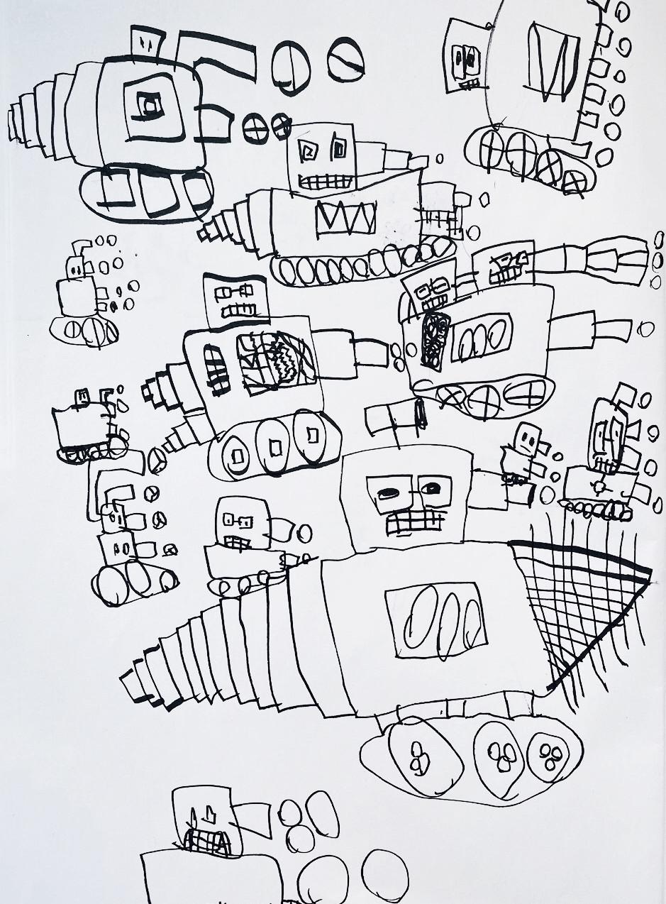 D 03 - Robot