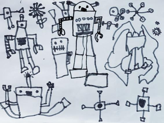 D 21 - Robots