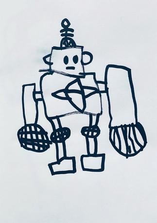 D 01 - Robot