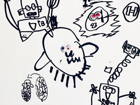 D 15 - Little monsters