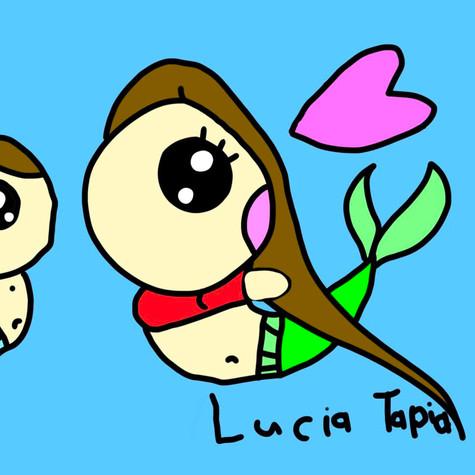 Lucía Tapia - 5 ans