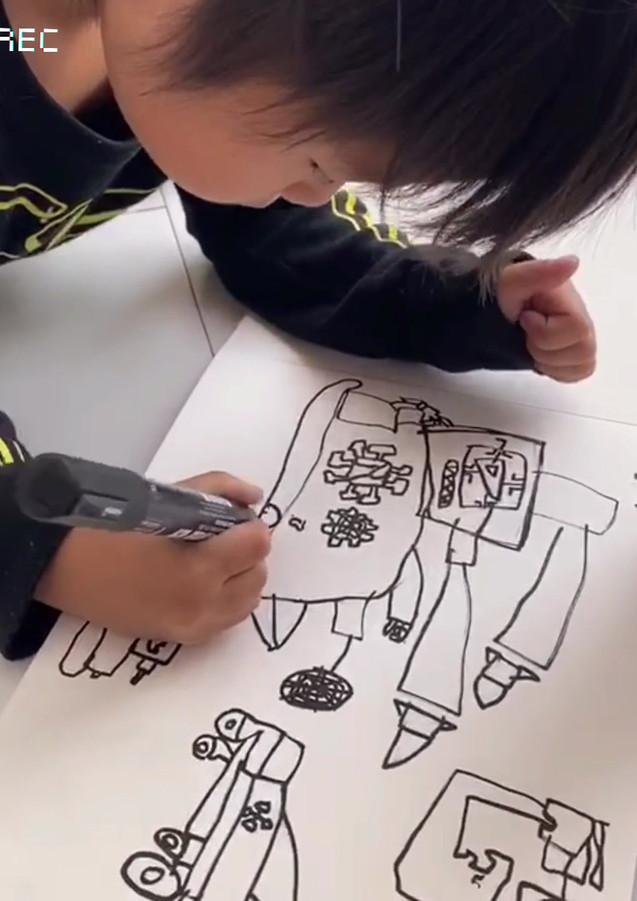 D 01 - Doodle Boy