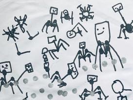 D 23 - Virus Robots