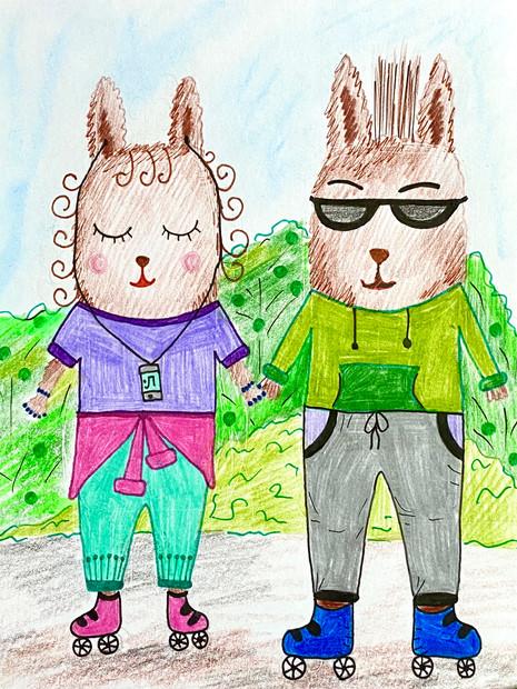 Judy et Bob, Samedi
