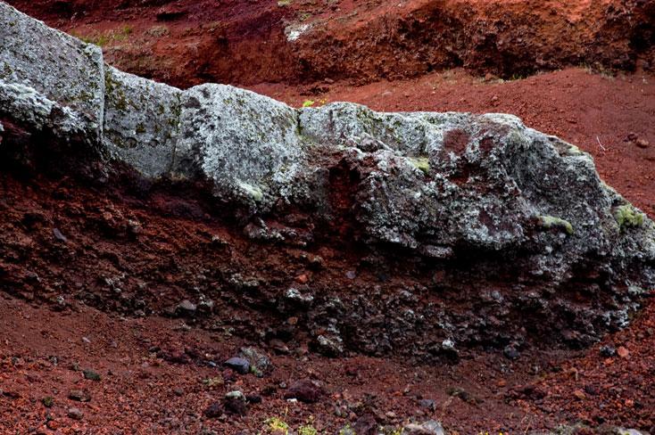 vulkan, island, naturfoto