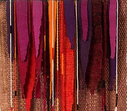Billedved, tekstilkunst, vev