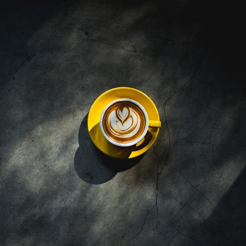 Latte from Macallum Connoisseurs