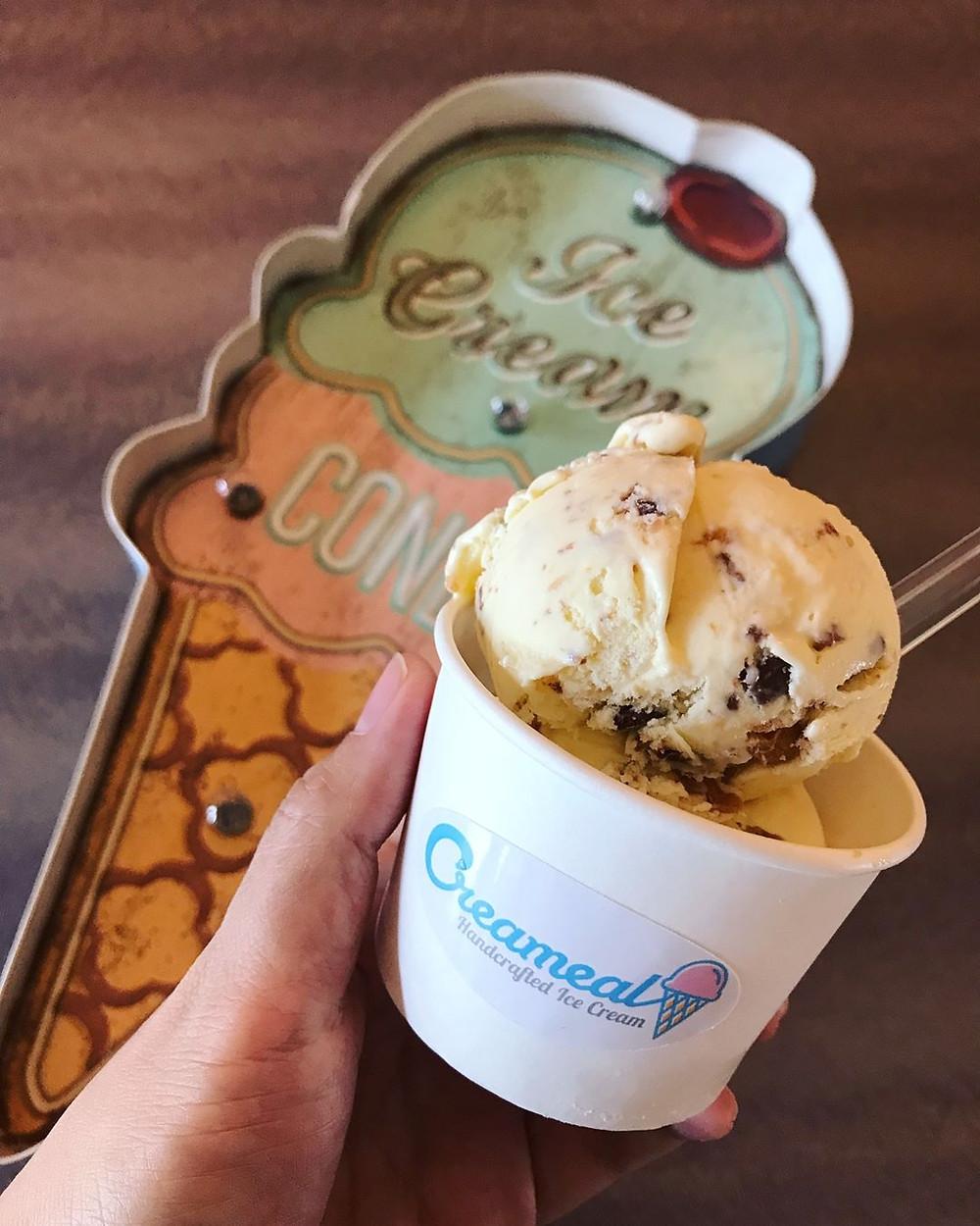 Creameal Handcrafted Ice Cream