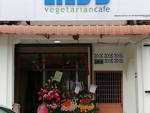 Lily's Vegetarian Cafe, Ah Niu Yun Tun Mian and Gem Restaurant