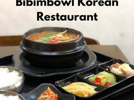 Bibimbowl Korean Restaurant