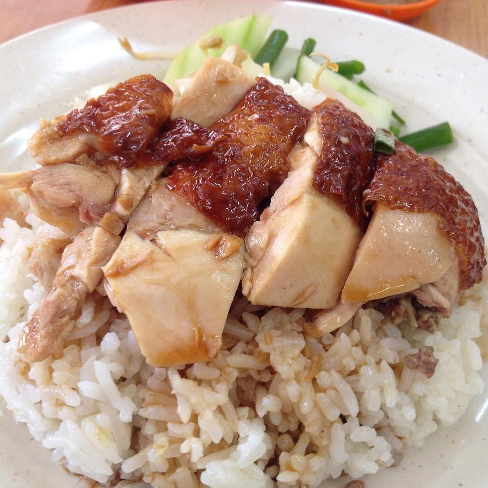 Tong Seng Hainanese Chicken Rice