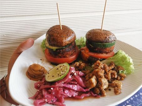 Vegan& Vegetarian Food in George Town, Penang with DROP