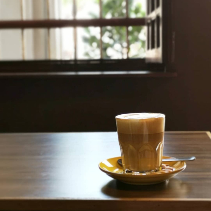 Latte from Coffee Addict