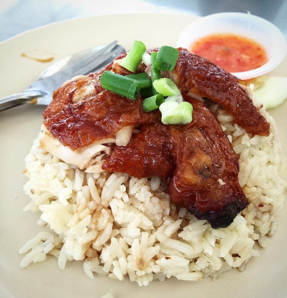 Genting Cafe Chicken Rice