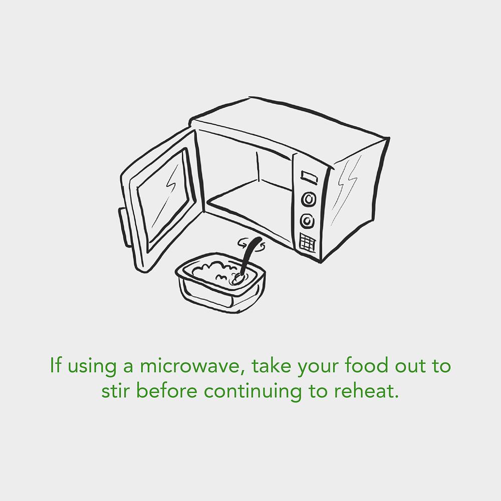 Stir Microwave