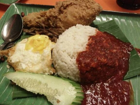 4 Nasi Lemak to drive-thru in Bayan Lepas area 🍛🚗