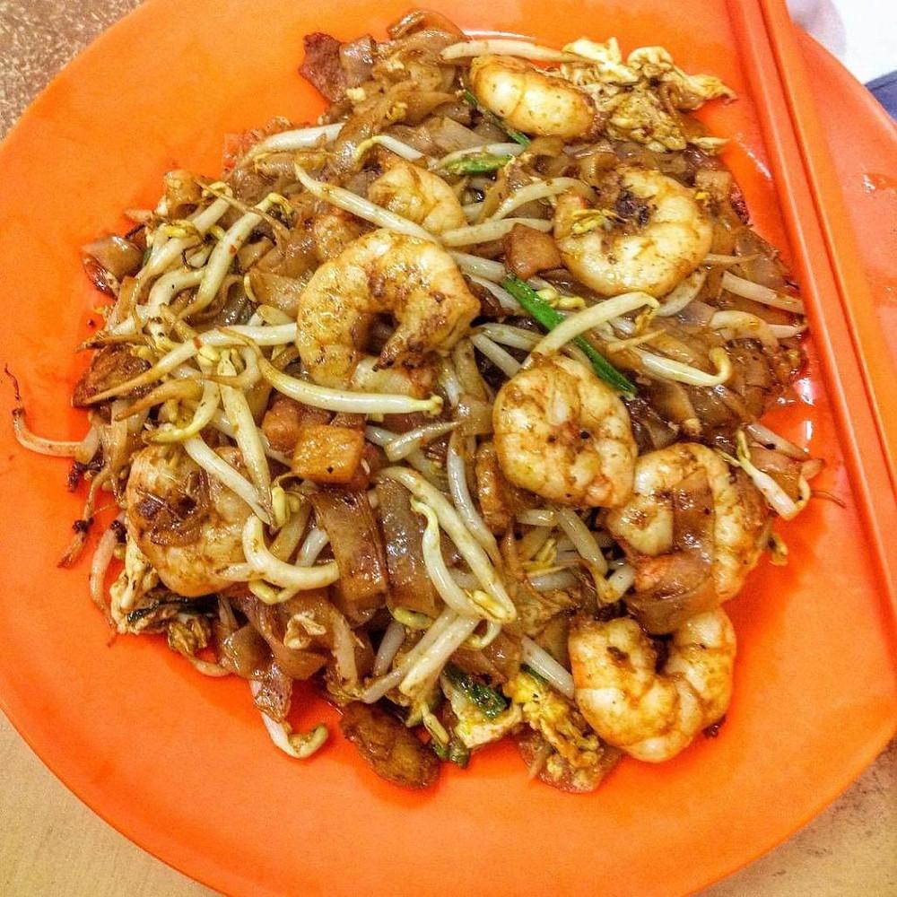 New Cathay Kopitiam Char Kuey Teow