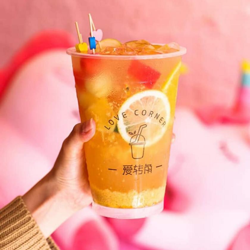 Love Corner Tea