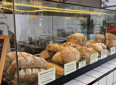 Drive-thru Sourdough Bakeries in George Town, Penang 🍞🚗