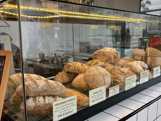 Drive-thru Sourdough Bakeries in George Town, Penang 🍞🚗