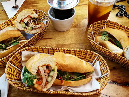 Banh Mi Kitchen 越南法棍: The Only Vietnamese Sandwich Cafe in George Town, Penang 🥖