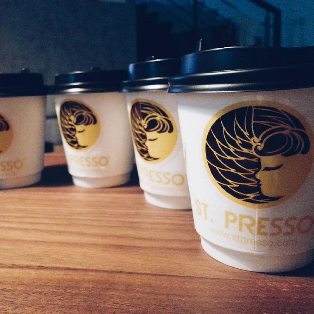 ST .Presso Coffee