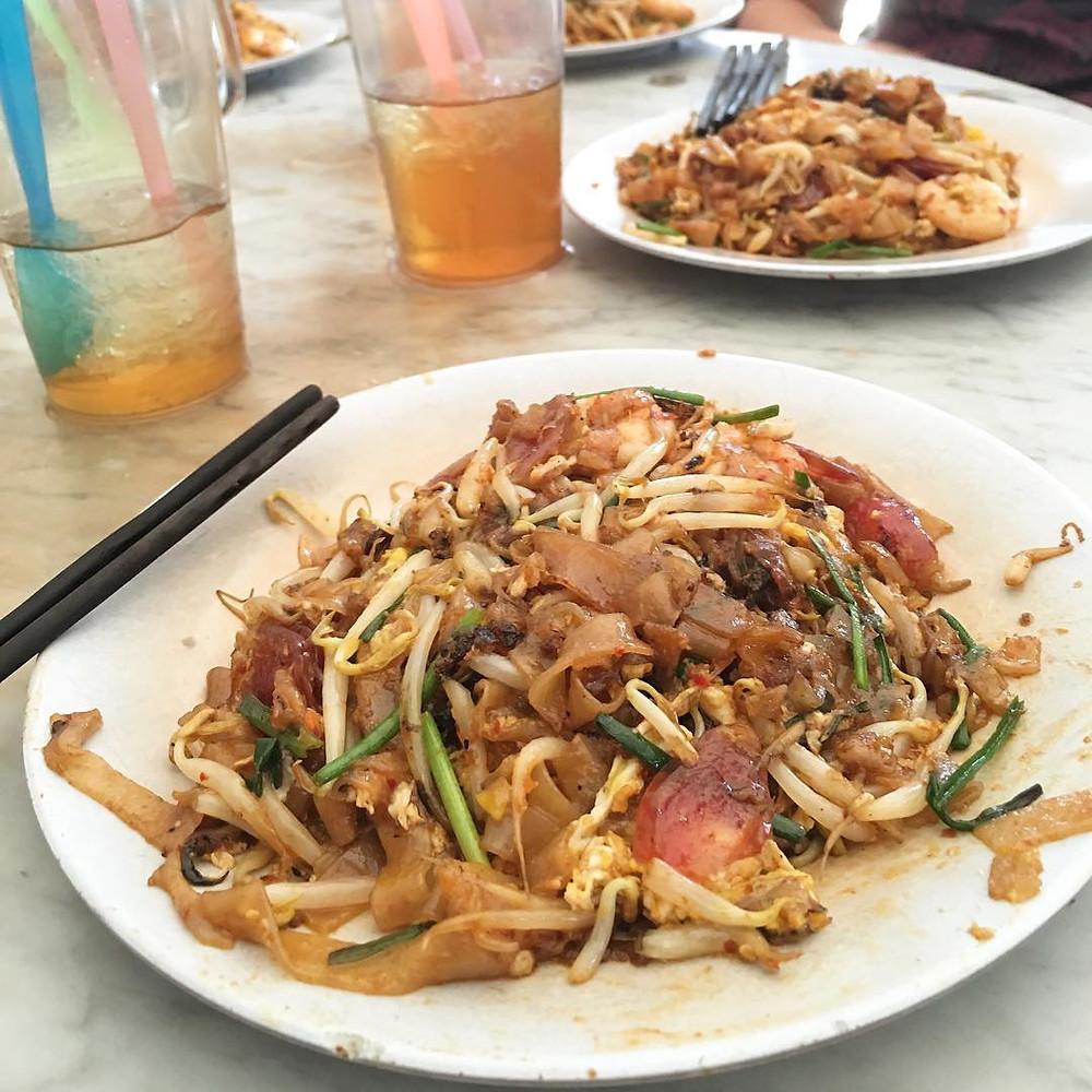 Siam Road Char Kuey Teow