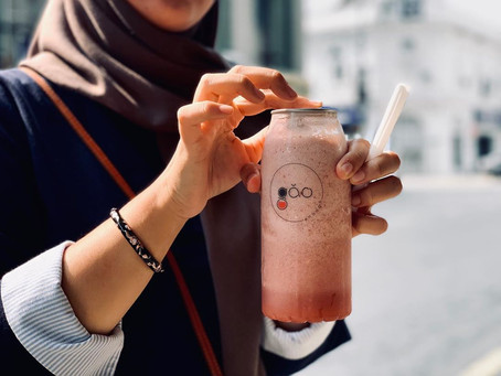 7 Drive-thru Bubble Tea Places in George Town with DROP