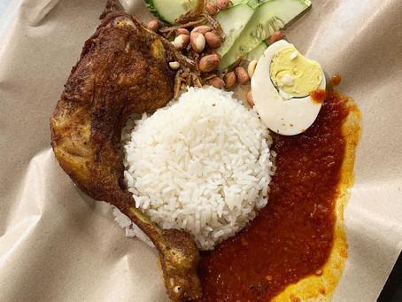 Best Evening Nasi Lemak in Bayan Lepas, Penang