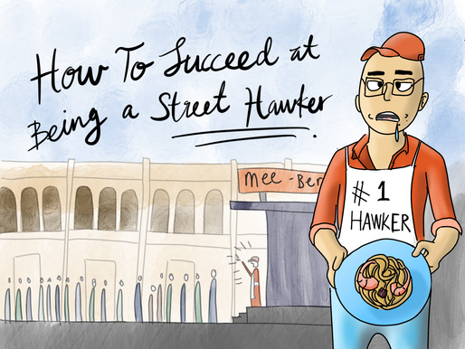 5 essential tips on becoming a Superstar Penang Street Hawker