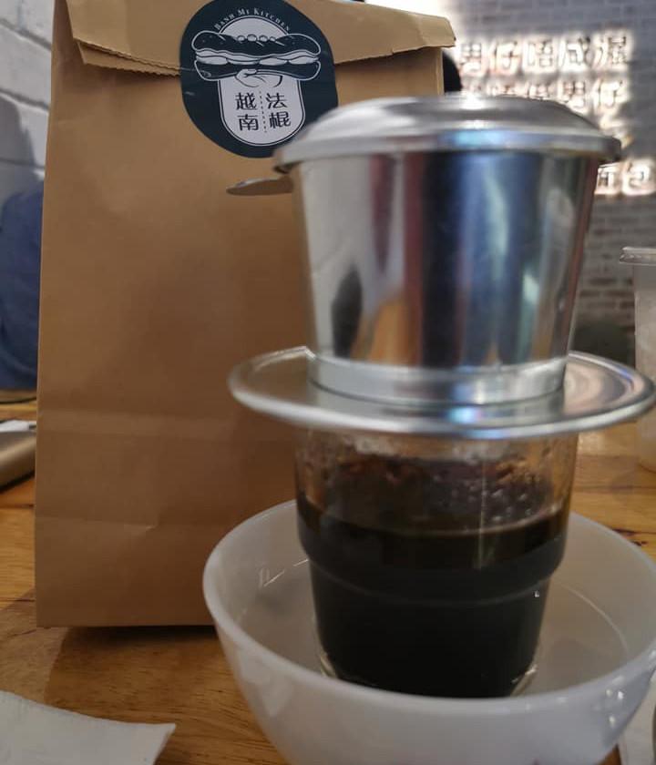 Vietnamese Coffee from Banh Mi Kitchen